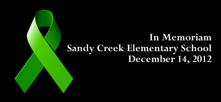 Remembering the victims of Sandy Hook Elementary School!