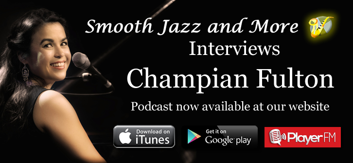 Champian Fulton's Interview With Smooth Jazz and More is now available on the website.